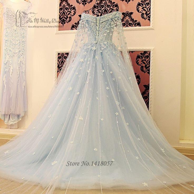 Branco Azul do vintage Vestido de Casamento Da Princesa Rendas Muçulmano Da Arábia Saudita Dubai Vestidos de Noiva Vestidos de Casamento Vestidos de Noiva de Luxo em Vestidos de casamento de Casamentos & Eventos no AliExpress.com | Alibaba Group