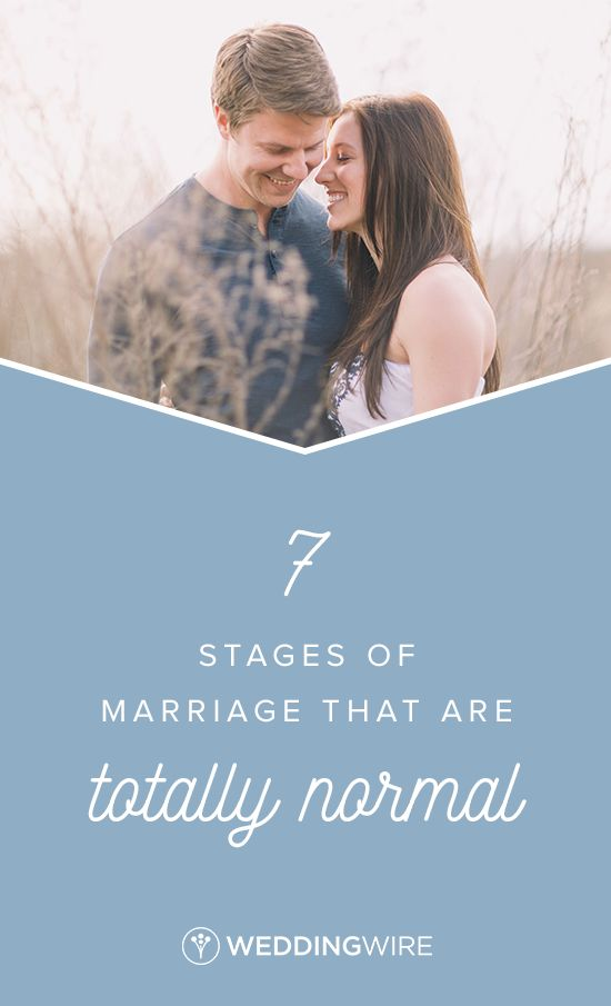 623 best wedding etiquette advice images on pinterest wedding 7 stages of marriage that are totally normal junglespirit Gallery