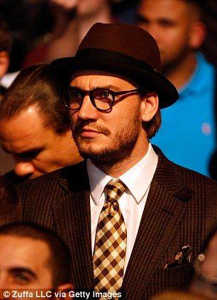 Bendtner Watches UFC.