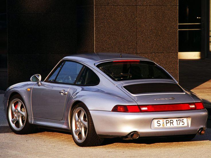 Porsche 911 Carrera 4S 3.6 Coupe (993) '1995–98