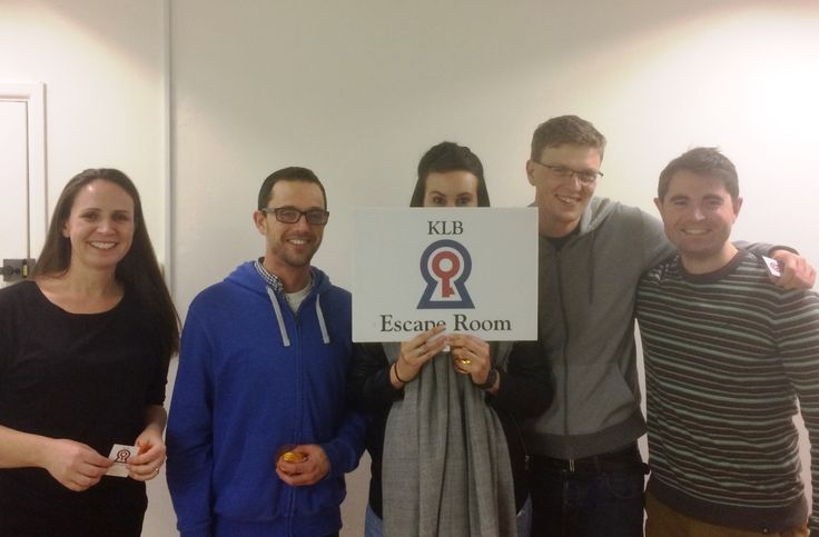 Team Northern Ninjas Escape The Room in 58 Minutes | KLB Escape Room