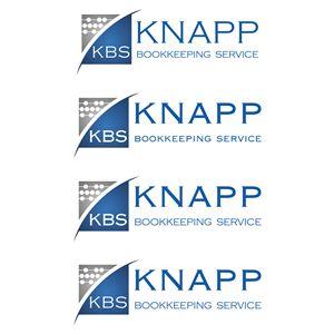 Knapp Bookkeeping Service Logo Logo Design by elunico