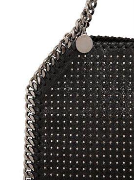 """stella mccartney - mujer - bolsos de hombro - bolso """"farabella"""" de ecopiel con tachuelas"""