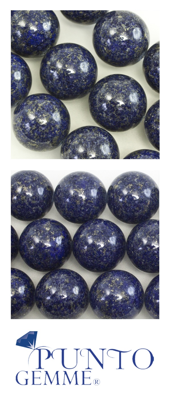 Round of lapis 22mm #lapis #gemstone #gemmopoli