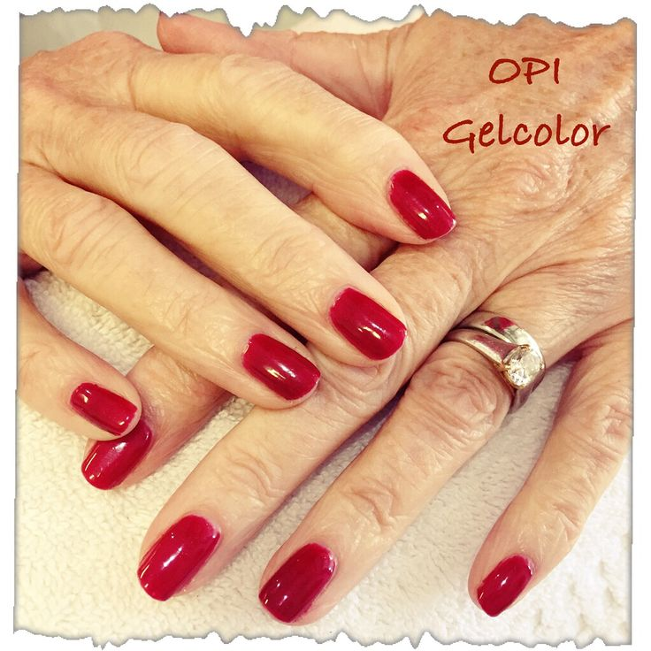 OPI Gelcolour by Katherine