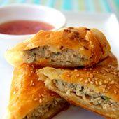 Thai Chicken Sausage Roll Recipe - Recipe for Chicken Sausage Rolls