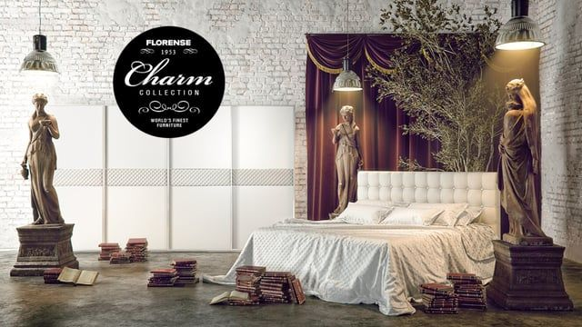 FLORENSE CHARM COLLECTION Matelasse Film  CREDITS Client: Florense Furniture…