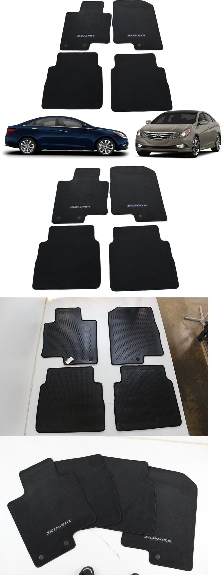 Floor mats dream cars - Auto Parts General Oem Genuine Front And Rear Floor Mats For 2011 2014