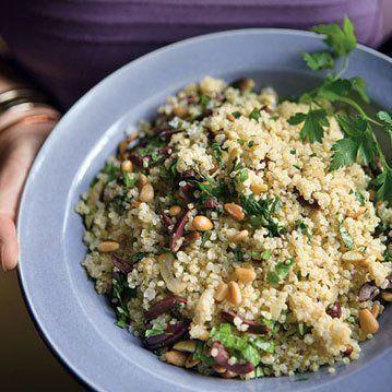Fast & Healthy: Seven Quinoa Recipes