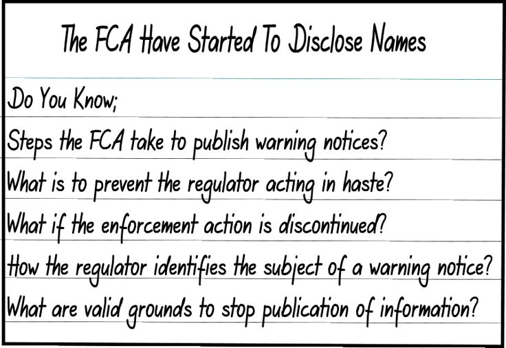 Regulatory Compliance Specialist Consultant Information On FCA   Compliance  Manual Template