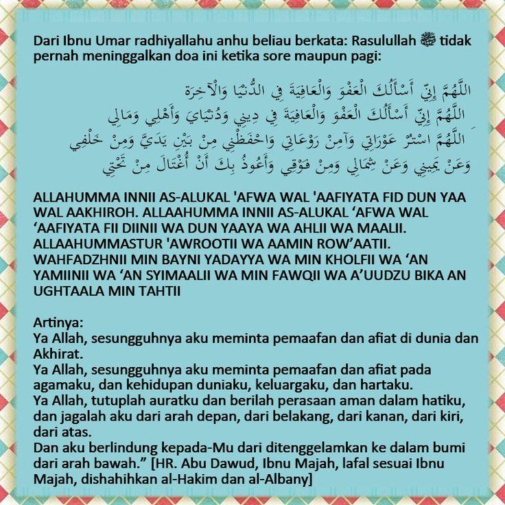 Follow @NasihatSahabatCom http://nasihatsahabat.com #nasihatsahabat #mutiarasunnah #motivasiIslami #petuahulama #hadist #hadits #nasihatulama #fatwaulama #akhlak #akhlaq #sunnah #aqidah #akidah #salafiyah #Muslimah #adabIslami #ManhajSalaf #Alhaq #dakwahsunnah #Islam #ahlussunnah #tauhid #dakwahtauhid #Alquran #kajiansunnah #salafy #DakwahSalaf #Kajiansalaf #doazikir #doadzikir #zikirpagipetang #zikirpagisore #doamohonpenjagaan #agamahartakeluarga #dzikirpagipetang
