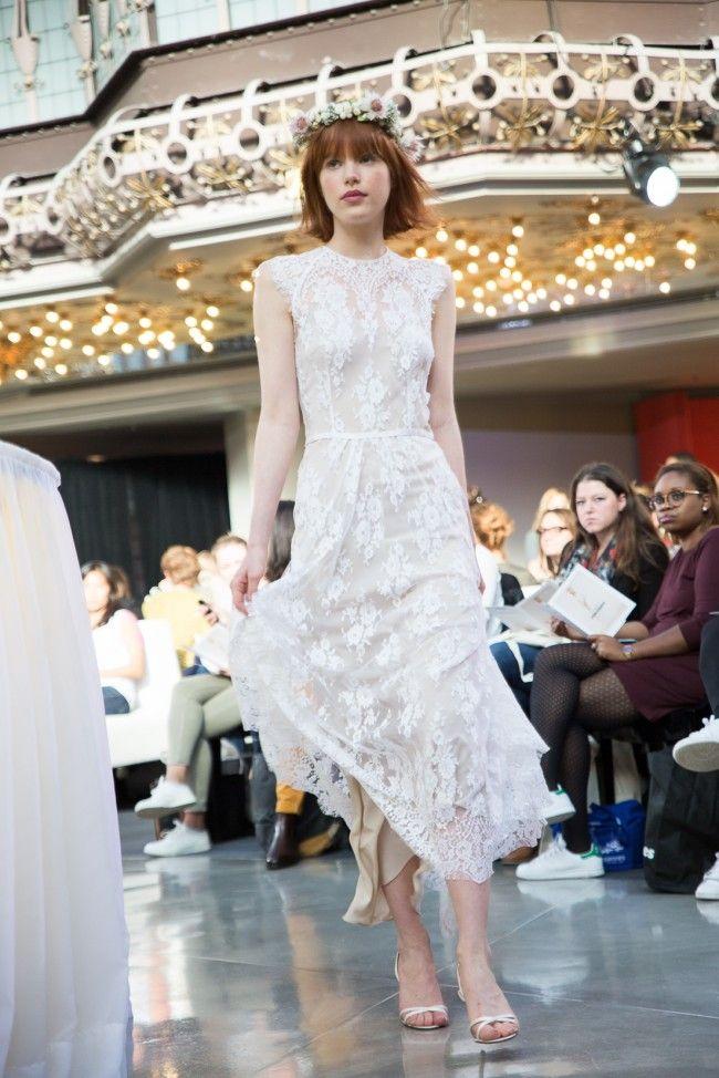 ... mariage robe de mariée 2016 zankyou (38) rue de Seine 2016 Ivy