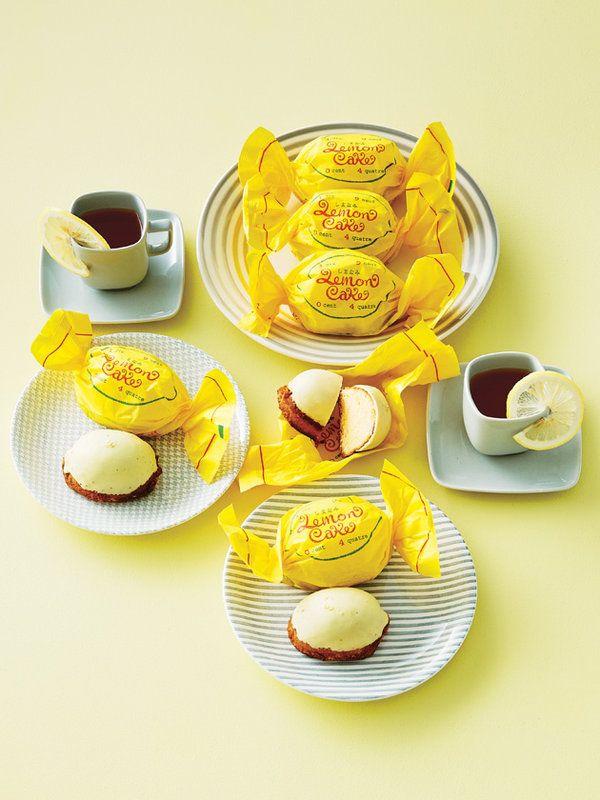 「パティスリー1904ディズヌフソンキャトル」の「しまなみレモンケーキ」