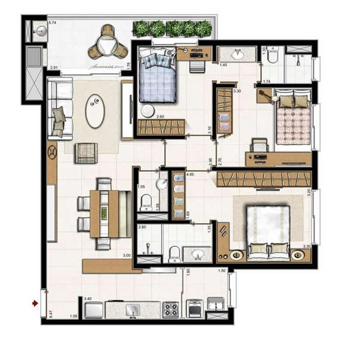 188 best maison images on Pinterest Floor plans, House design and - comment faire des plan de maison
