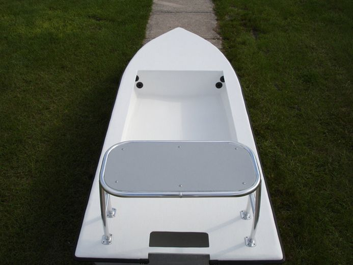 Flats Boat | Shallow Water Skiff | Skimmer Skiff 14'6