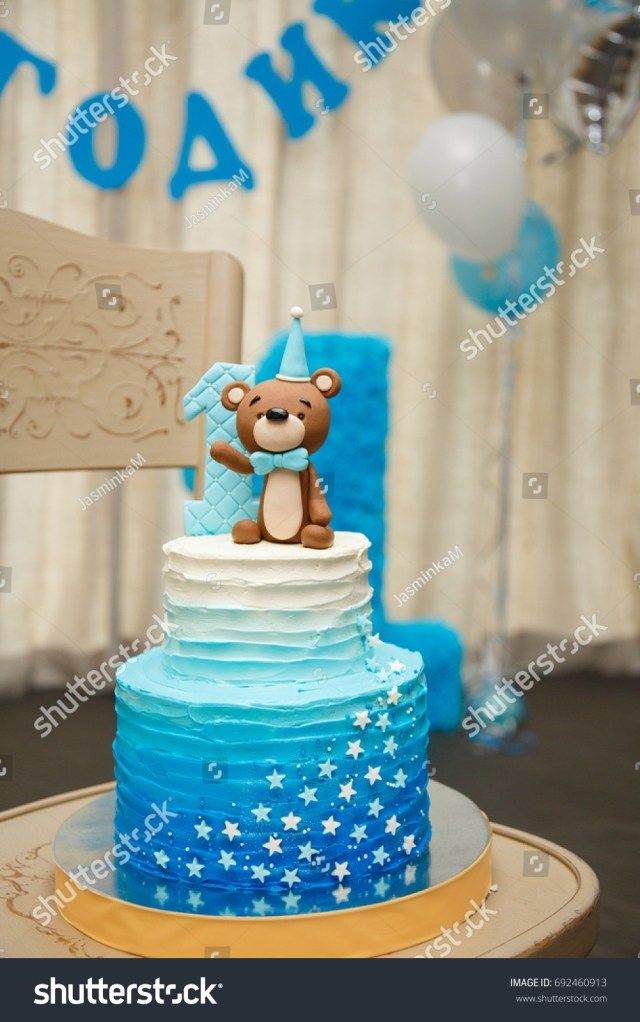 32 Amazing Image Of First Birthday Cake Boys First Birthday