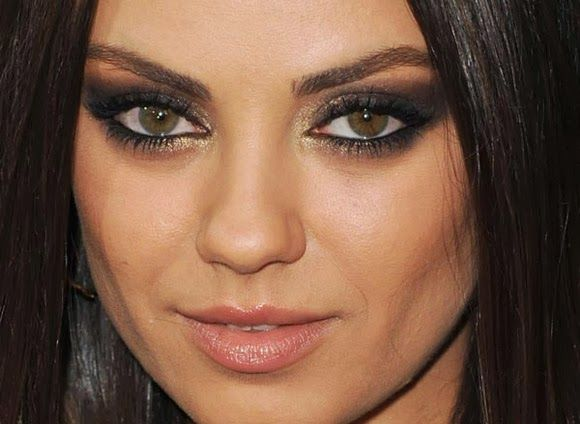 Maquiagem ideal para olhos grandes                                                                                                                                                                                 Mais