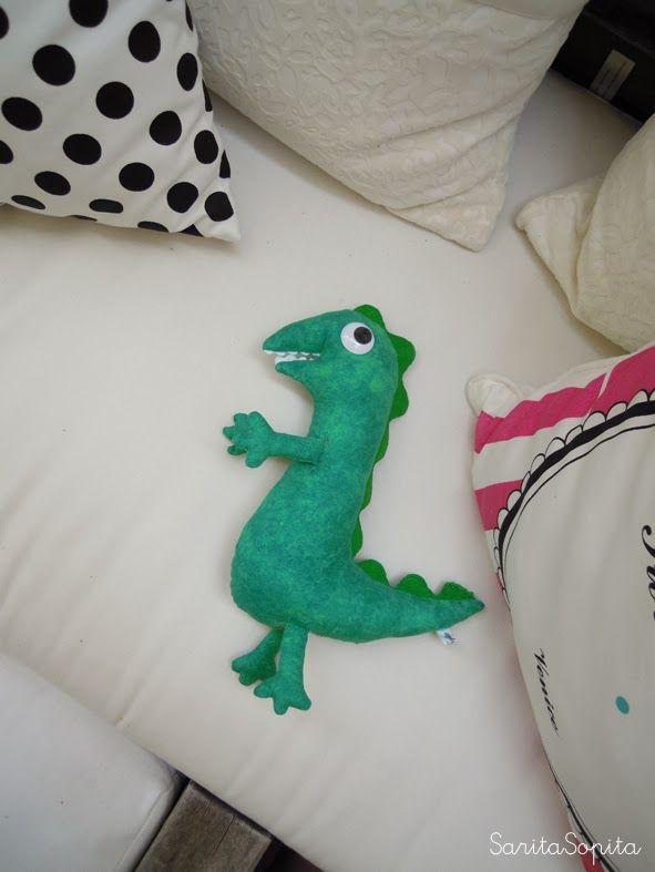El Señor Dinosaurio...