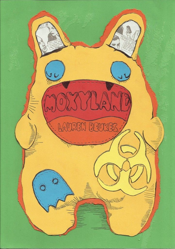 Moxyland fan art