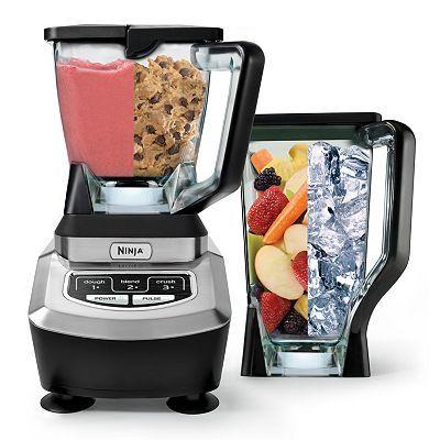 Ninja Kitchen System 1100 Blender & Food Processor: Kitchens, System 1200, Ninja Blender, Blenders, Ninjas, Food Processor, Products