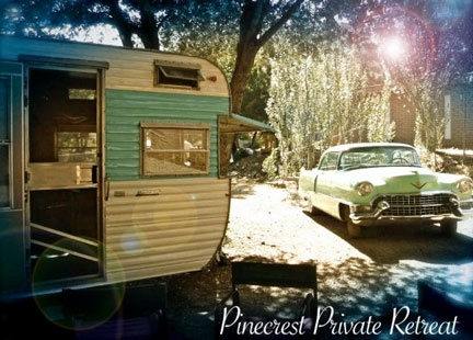 Pinecrest - The Private Retreat for Vintage Travel Trailers: Vintage Trailers, Caravan, Cars, Camps Trailers, Vintage Travel Trailers, Private Retreat, Happy Campers, Wheels Vintage Travel, Vintage Campers