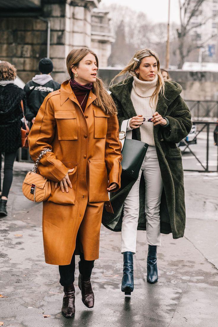 Street Style #PFW / Día 3 / 2 de marzo de 2018