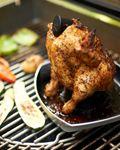 Heerlijke kip met rozemarijn van de BBQ!