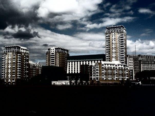 The Thames Series 3 of 4, 2010. (ryanjhughes).