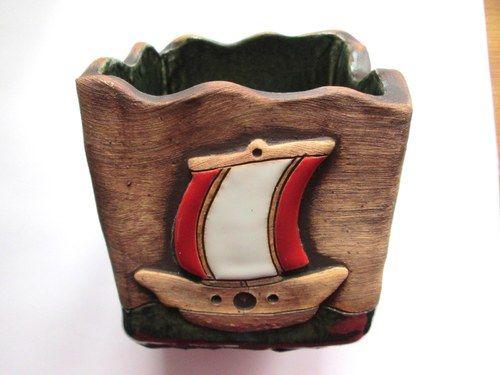 Keramický námořnický kelímek