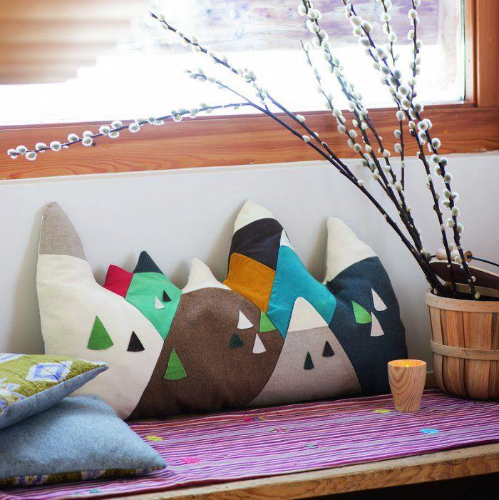 les 25 meilleures id es concernant diy coussin montagne sur pinterest bout de canap bois. Black Bedroom Furniture Sets. Home Design Ideas