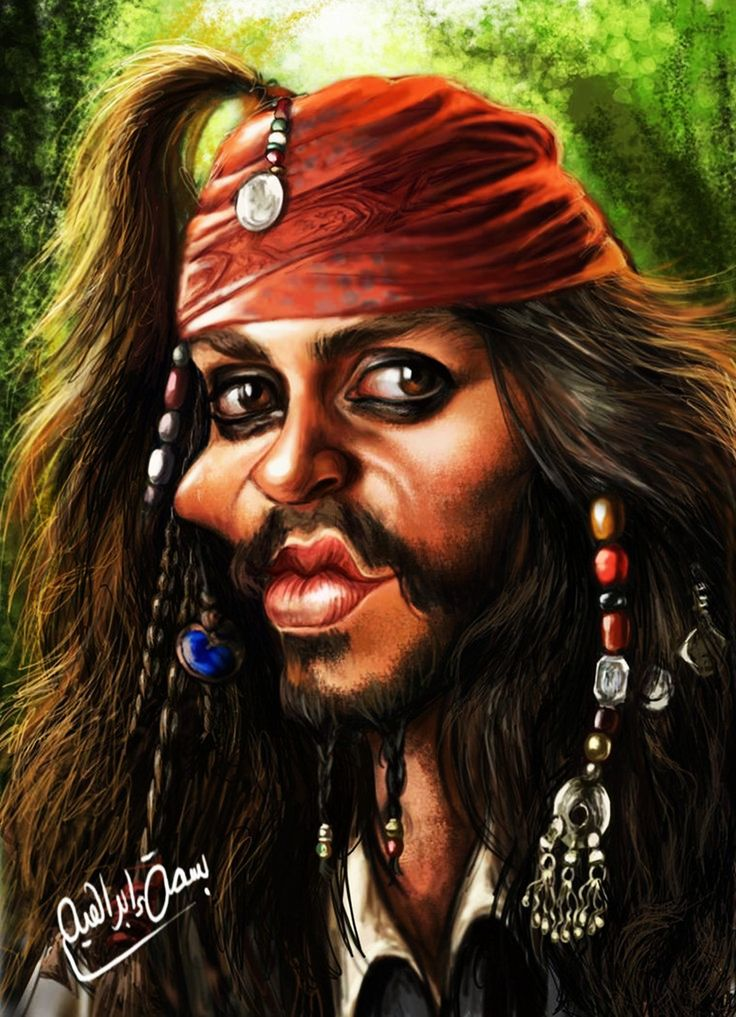 35 Funny Caricatures of Popular #Celebrities: Humorous Creativity