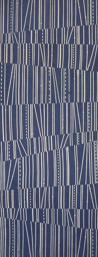 indigo blue pattern