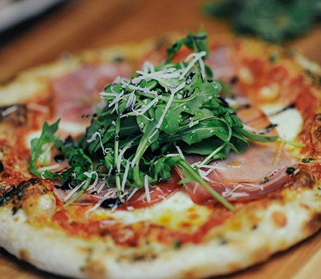 Rustic Wood Fired Pizza