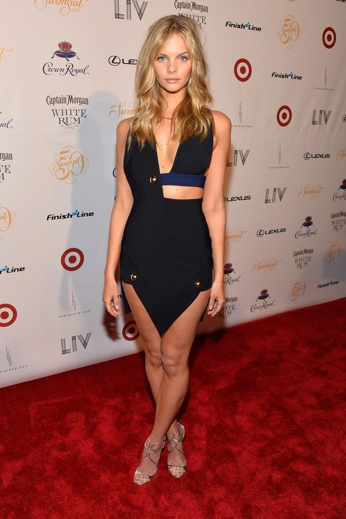 Marloes Horst Photos: Sports Illustrated Hosts Club SI Swimsuit Bash - Celebrity Fashion Trends