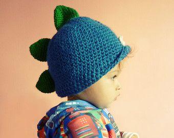 DIY dinosaur beanie hat - Google Search