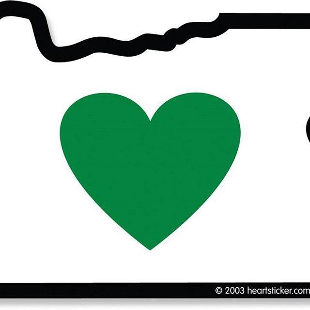 Heartinoregon oregon madeinoregon heart