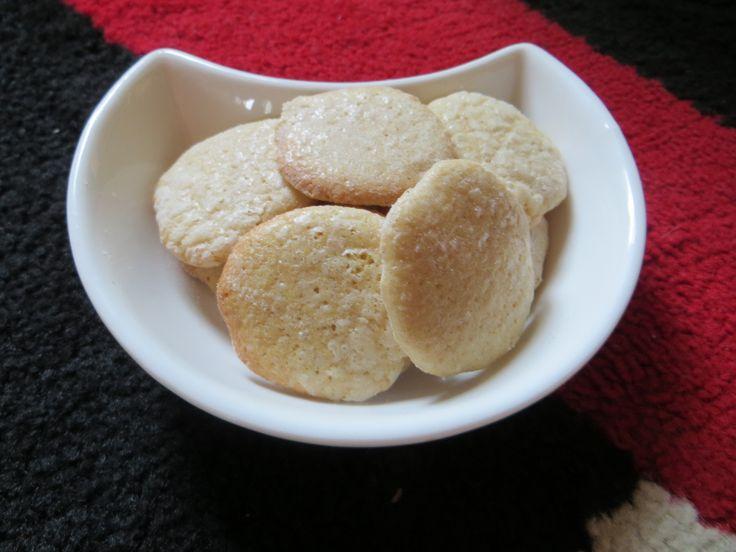 Domácí piškoty ze špaldové mouky