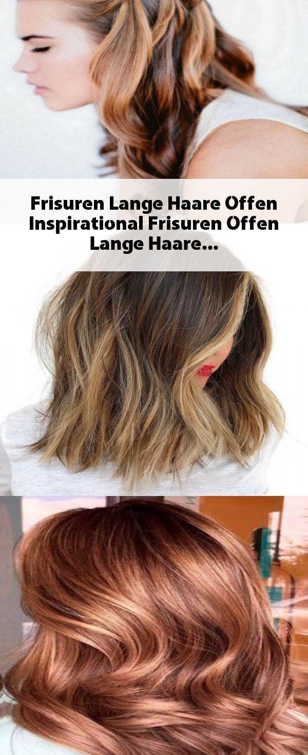 Haare offen lange frisuren Beste Frisur