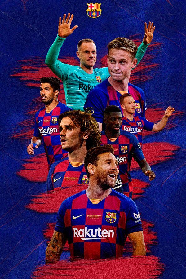 FOOTBALL POSTERS 2019 2020 on Behance Bóng đá, Hình