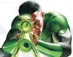 Green Lantern / John Stewart (Зелёный Фонарь / Джон Стюарт)