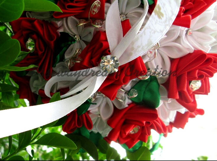 wedding bouquet particular 2