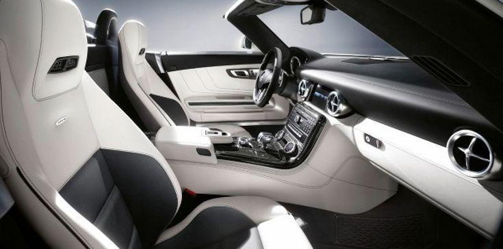 Mercedes Sls Interior Mercedes Interior Luxury Cars Mercedes