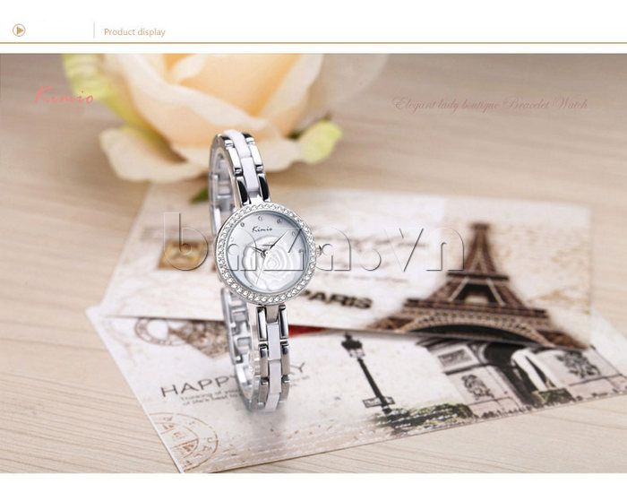 """Kimio watch """"Rose"""" - http://baza.vn/dong-ho-nu/c"""