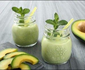 Membuat Fresh Avocado Smoothie