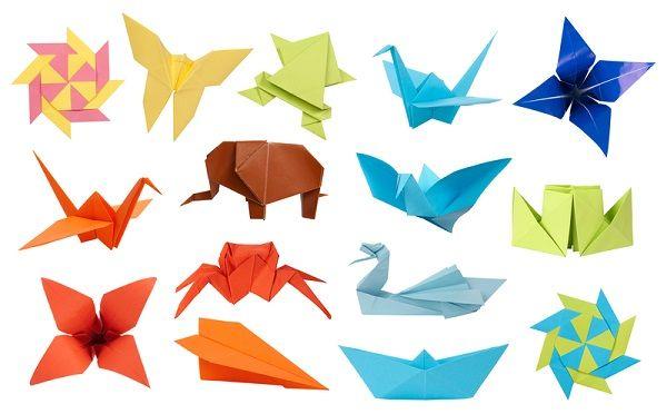 10 modele deosebite de origami din hartie | Sunt Creativ