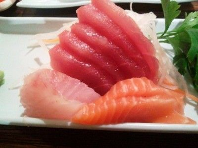 sashimi de atum e salmão como cortar sashimis como fazer sashimi em casa