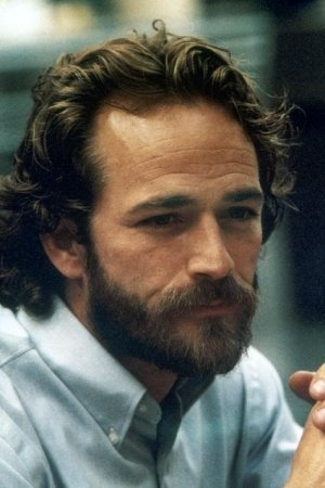 Luke Perry - love the scruffy stuff =]