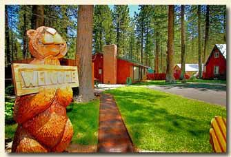 South Lake Tahoe cabins that allow dogs