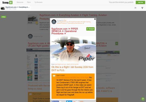 flygcforum.com ✈ PIPER SENECA ✈ Operational Procedures ✈