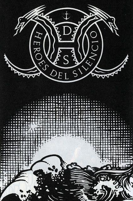 David al día: El enigma del logotipo de Héroes del Silencio: la ...